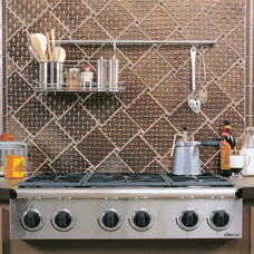 Industrial Kitchen by All Natural Stone