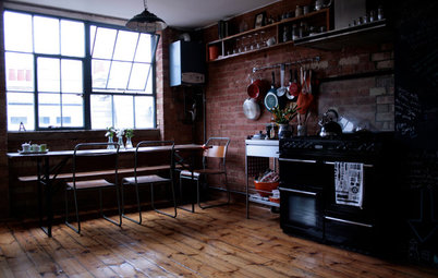 Houzz Tour: Warehouse Conversion in East London Sees Full Potential