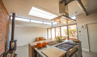 Industrial Kitchen Dining Extension