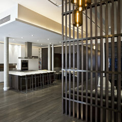 contemporary kitchen by GRADE
