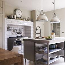 Contemporary Kitchen Industrial kitchen