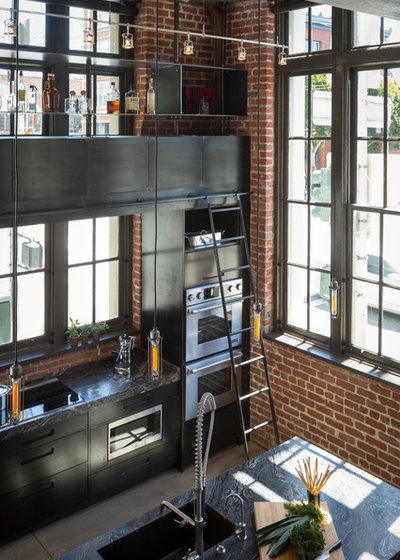 Kitchen of the Week: Style Trumps Ease in a San Francisco Loft