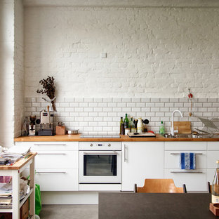 North Melbourne Apartment Kitchen