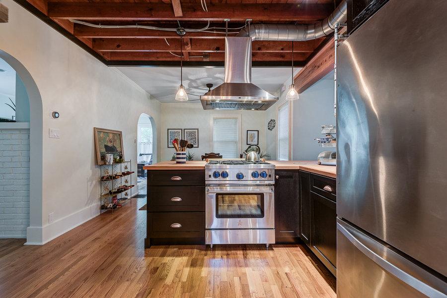 Industrial Retro Kitchen Urbana