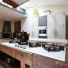 Prima e Dopo: Da Appartamento Rustico a Loft in Stile Vintage