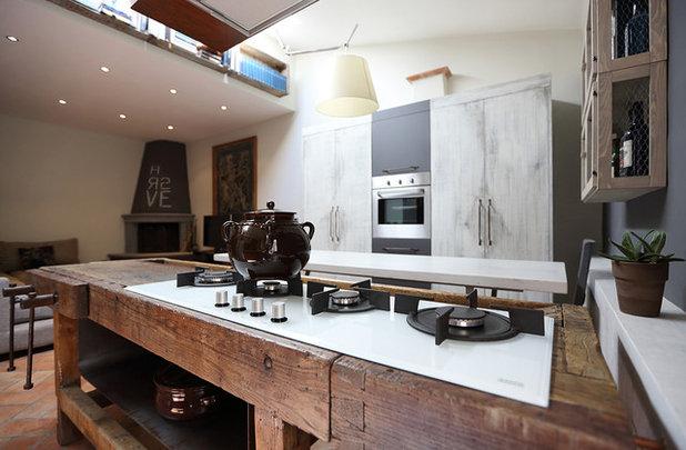 Industriale Cucina by Rachele Biancalani Studio