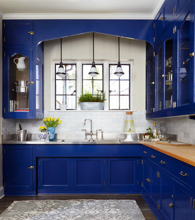 American Traditional Kitchen by Wiley Designs, LLC