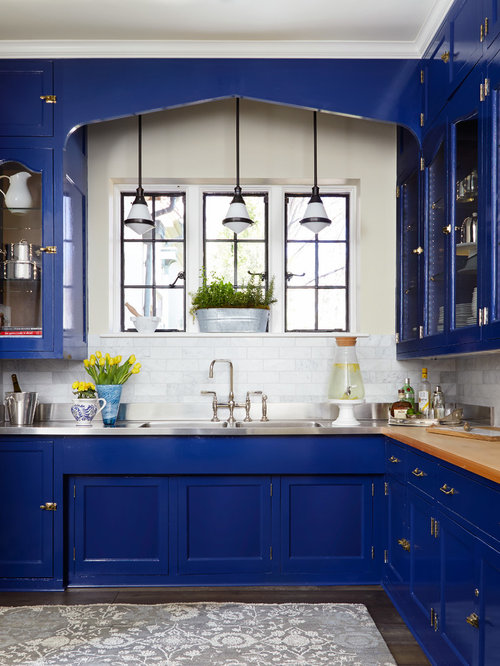 Drawing room blue kitchen ideas inspiration for Kitchen designs blue