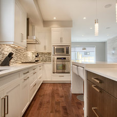 Contemporary Kitchen by A|K Design & Development Inc.