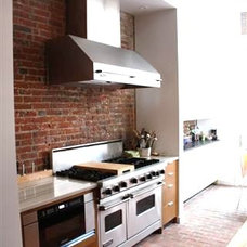 Contemporary Kitchen by Inglenook Tile Design