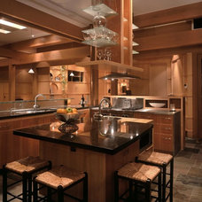 Contemporary Kitchen by FWC Architecture, Vancouver, Canada
