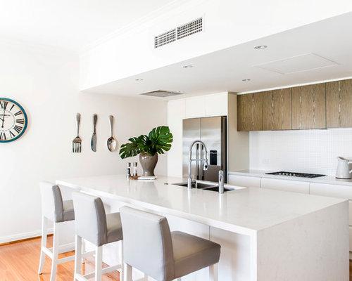 Kitchen Design Ideas Brisbane beach style kitchen design ideas, renovations & photos