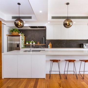 Inner city living - Tenerrife House