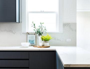 Inner Richmond Modern Kitchen