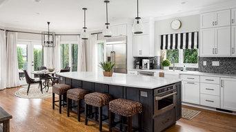 Innisbrook Kitchen/Living Room Remodel