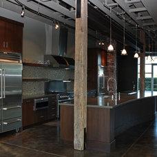 Modern Kitchen by Deco Stone Concrete