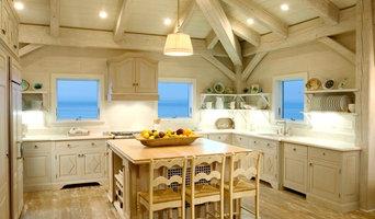 Innovative Oak Kitchen image, bleached driftwood finish