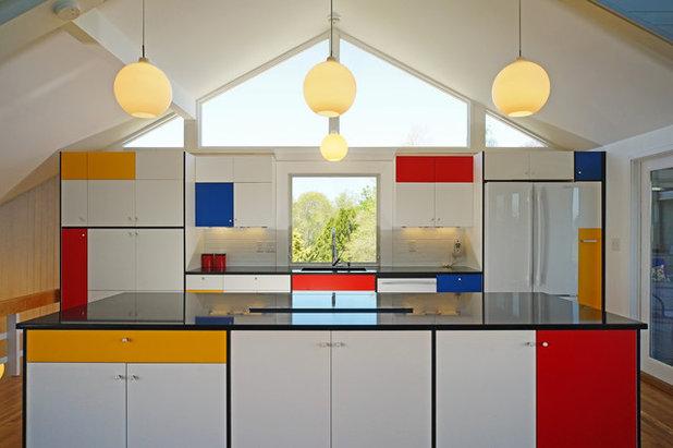 Rétro Cuisine by Carole Hunter Home Design