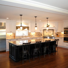 Traditional Kitchen by Keith Stowby