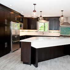 Contemporary Kitchen by Keith Stowby