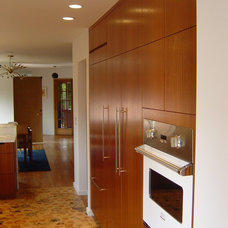 Midcentury Kitchen by Advantage Services Construction