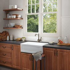 Traditional Kitchen by Integrity Windows and Doors