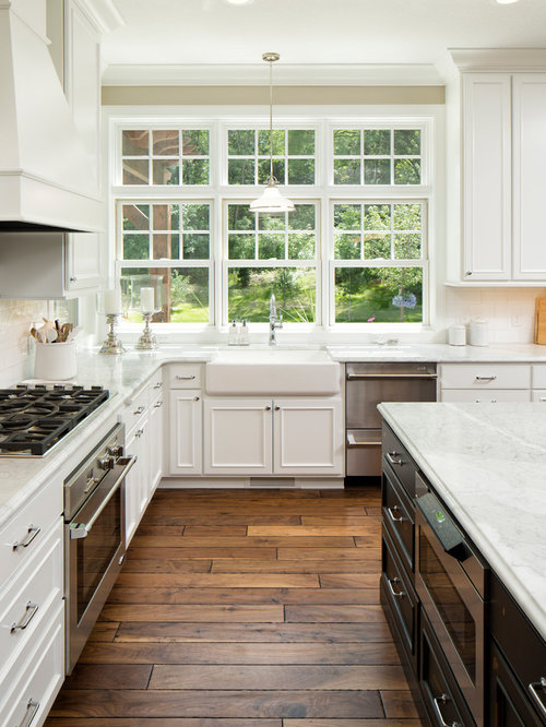 10 best traditional kitchen ideas remodeling pictures houzz - Traditional kitchen tile backsplash ideas ...
