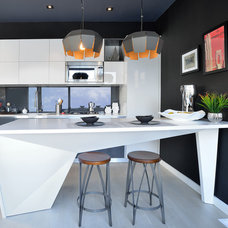 Eclectic Kitchen by Arnal Photography