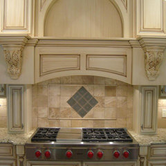 traditional kitchen by Bozich Construction