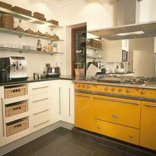 Modern Kitchen by Karen Schaefer Louw