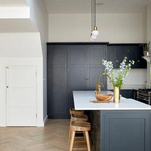 Неиссякаемый источник вдохновения для домашнего уюта: кухня в викторианском стиле
