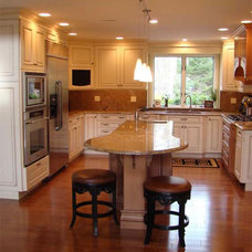 Traditional Kitchen by RCI Interiors