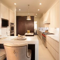 Contemporary Kitchen by DKOR Interiors Inc.- Interior Designers Miami, FL