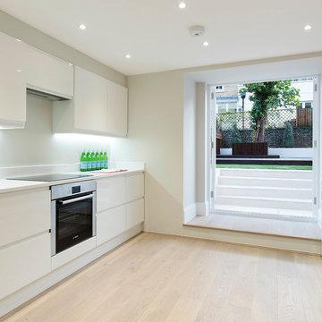 Interior Design Development Chelsea,  London, Apartment 2