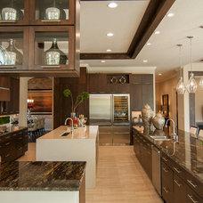 Kitchen by Masterpiece Design Group