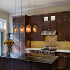 Pino Kitchen Traditional Kitchen New York By The