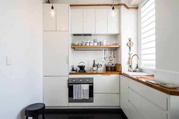 Scandinavian Kitchen by Rebecca Lu Photography