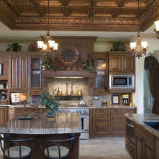 Mediterranean Kitchen by Unique Concepts