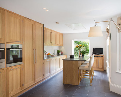 slate floors in kitchen slate floor kitchen houzz 5316