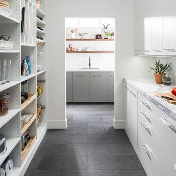 Interior Organization/Storage - Kitchen Pantries