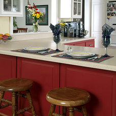 Traditional Kitchen by CHISM BROTHERS PAINTING