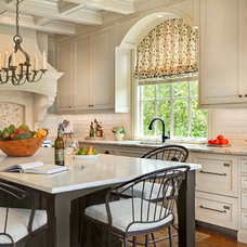 Mediterranean Kitchen by Steven Long Photography (Interior Photography)