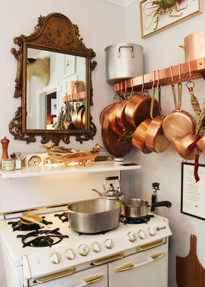 トラディショナル キッチン by Marcia Prentice Photography