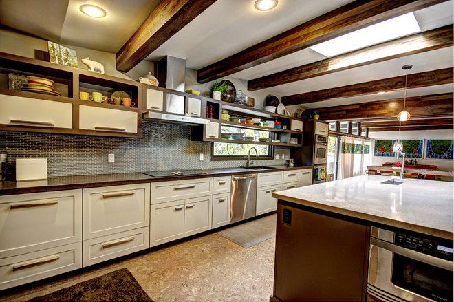 Eclectic Kitchen by Photos By Kaity