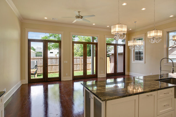 Contemporary Kitchen by Vision Investment Group NOLA