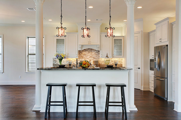 American Traditional Kitchen by Vision Investment Group NOLA