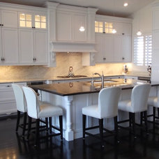 Traditional Kitchen by Fairless Homes LLC