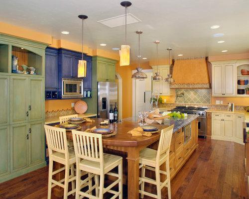Eclectic Adobe Home Design, Photos & Decor Ideas