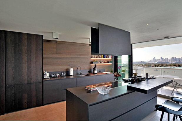 Contemporary Kitchen by Stambul LLC