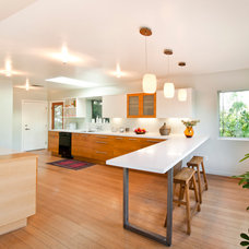Contemporary Kitchen by Avesha Michael Photography